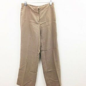 Chico's Relaxed Tan Dress Pants 4